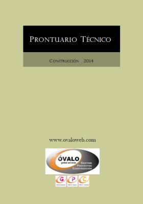 Descarga MANUAL TÉCNICO 2014. CONSTRUCCIÓN